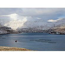 The Faroe Islands  Photographic Print