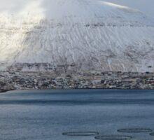 The Faroe Islands  Sticker