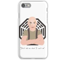 Lost - John Locke iPhone Case/Skin
