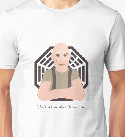 Lost - John Locke Unisex T-Shirt