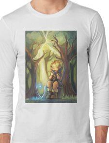 Lost Woods Symphony (Legend of Zelda: Ocarina of Time) Long Sleeve T-Shirt