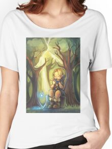 Lost Woods Symphony (Legend of Zelda: Ocarina of Time) Women's Relaxed Fit T-Shirt