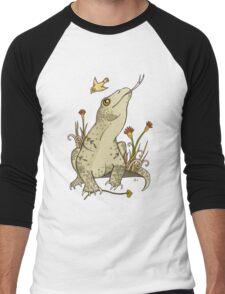 King Komodo Men's Baseball ¾ T-Shirt