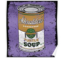 SHREDDER'S MIKEY SOUP Poster