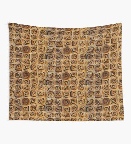 Joe's Yummy Swirls Wall Tapestry