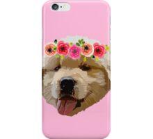 Baby Golden Dog iPhone Case/Skin