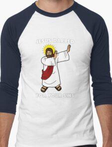 Dab Men's Baseball ¾ T-Shirt