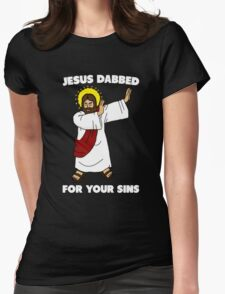 Dab Womens Fitted T-Shirt