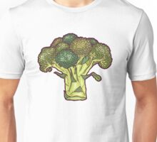 brilliant broccoli Unisex T-Shirt