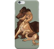 Ymir and Christa - Borzoi and Saluki iPhone Case/Skin