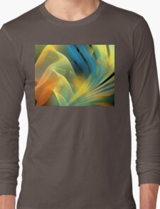 Sand Sea and Sky Long Sleeve T-Shirt