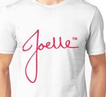 Joelle Signature (Red) Unisex T-Shirt
