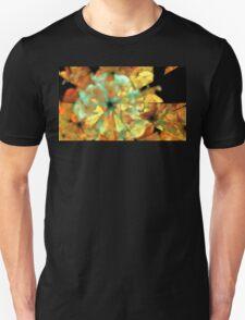 Autumn Petunias T-Shirt