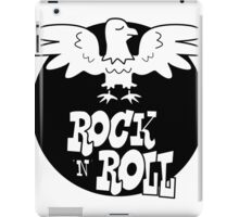 Rock N Roll iPad Case/Skin