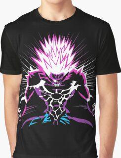 One Punch Man Boros Graphic T-Shirt