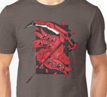 Red Like Roses  Unisex T-Shirt