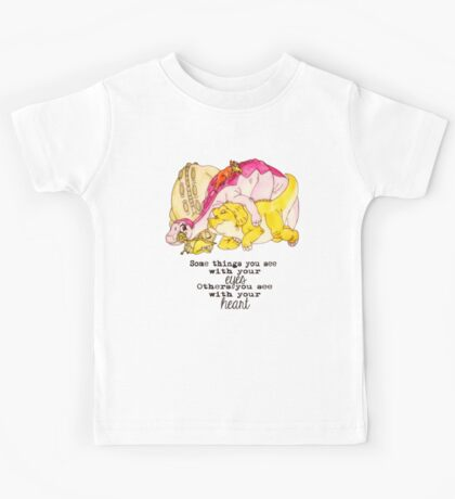 The Land Before Time: Group Hug Kids Tee