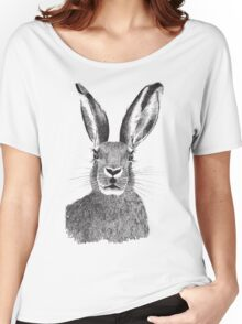 The March Hare Women's Relaxed Fit T-Shirt