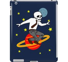 Space Office Skeleton iPad Case/Skin