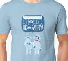 Flight of the Robots Unisex T-Shirt