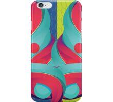 Abstract Swirls  iPhone Case/Skin