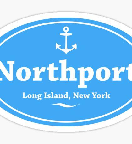Northport, Long Island  Sticker