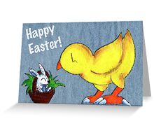 1st Easter Greeting Card