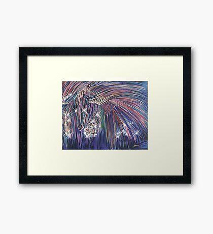 Celestial Dream Framed Print