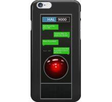2001: A Space Odyssey - H.A.L iPhone Case/Skin