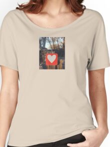 Love Nature Women's Relaxed Fit T-Shirt
