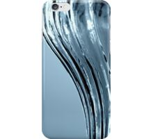 Blue vase iPhone Case/Skin