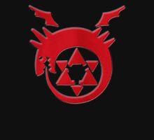 Fullmetal Alchemist Brotherhood Symbol Hoodie