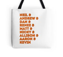the foxy foxes of palmetto state university Tote Bag