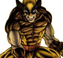 Wolverine poster Sticker