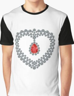 Love and Tears Graphic T-Shirt