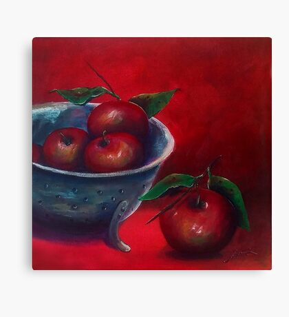 Macintosh still life Canvas Print