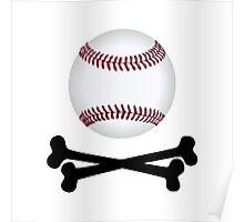 Pirate Baseball Poster