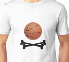 Pirate Basketball Unisex T-Shirt