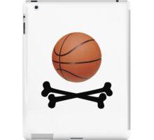 Pirate Basketball iPad Case/Skin