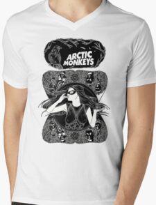 Arctic Monkeys by remi42 Mens V-Neck T-Shirt