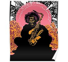 Kamasi Washington Poster