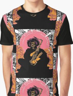 Kamasi Washington Graphic T-Shirt