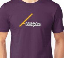 Littlejohn - Literally Translated Metro Map Unisex T-Shirt