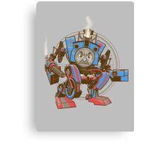 Thomas The Assault Engine Canvas Print