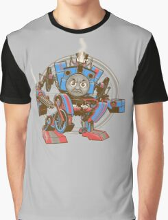 Thomas The Assault Engine Graphic T-Shirt