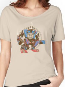 Thomas The Assault Engine Women's Relaxed Fit T-Shirt