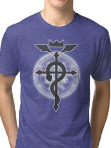 Fullmetal Alchemist Brotherhood Symbol Tri-blend T-Shirt