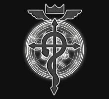 Fullmetal Alchemist Brotherhood Symbol Unisex T-Shirt