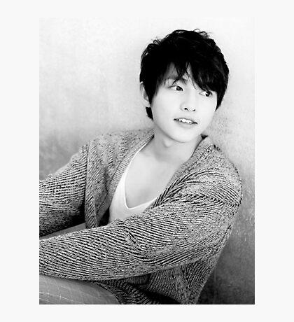 Song Joong Ki Photographic Print