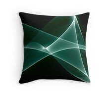 dimension graph Throw Pillow